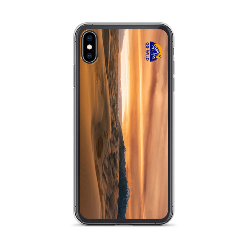 Great Sand Dunes iPhone Case - Go Wild Photography [description]  [price]