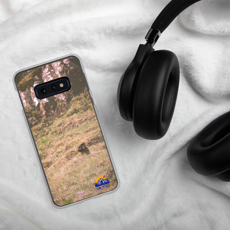 Just a Few More Minutes Samsung Case - Go Wild Photography [description]  [price]