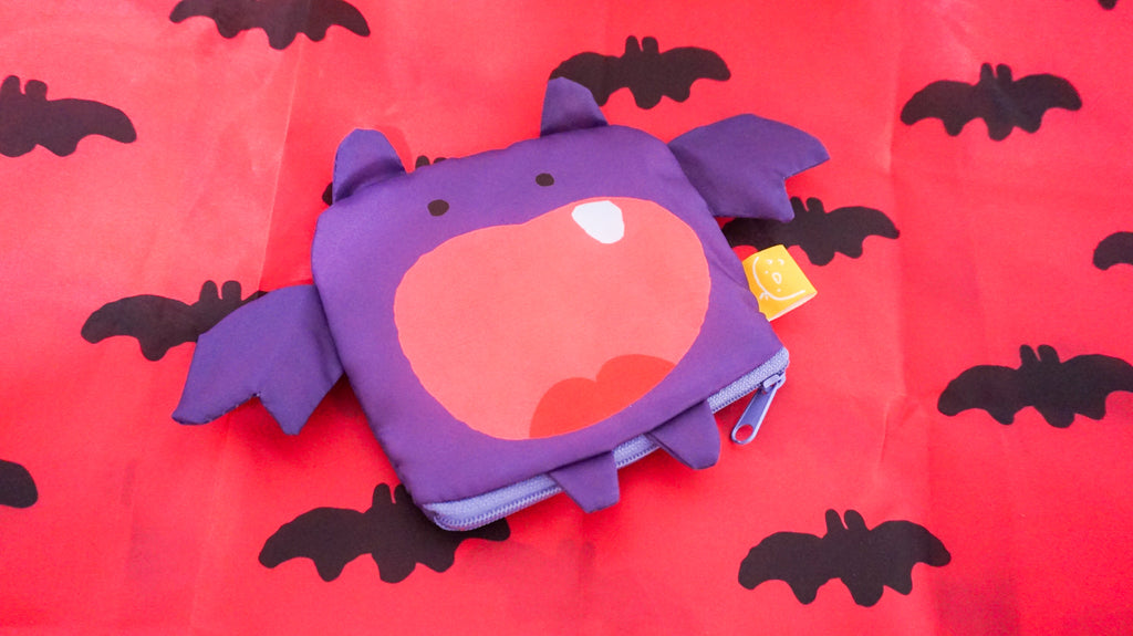 BAT REUSABLE SHOPPING BAG