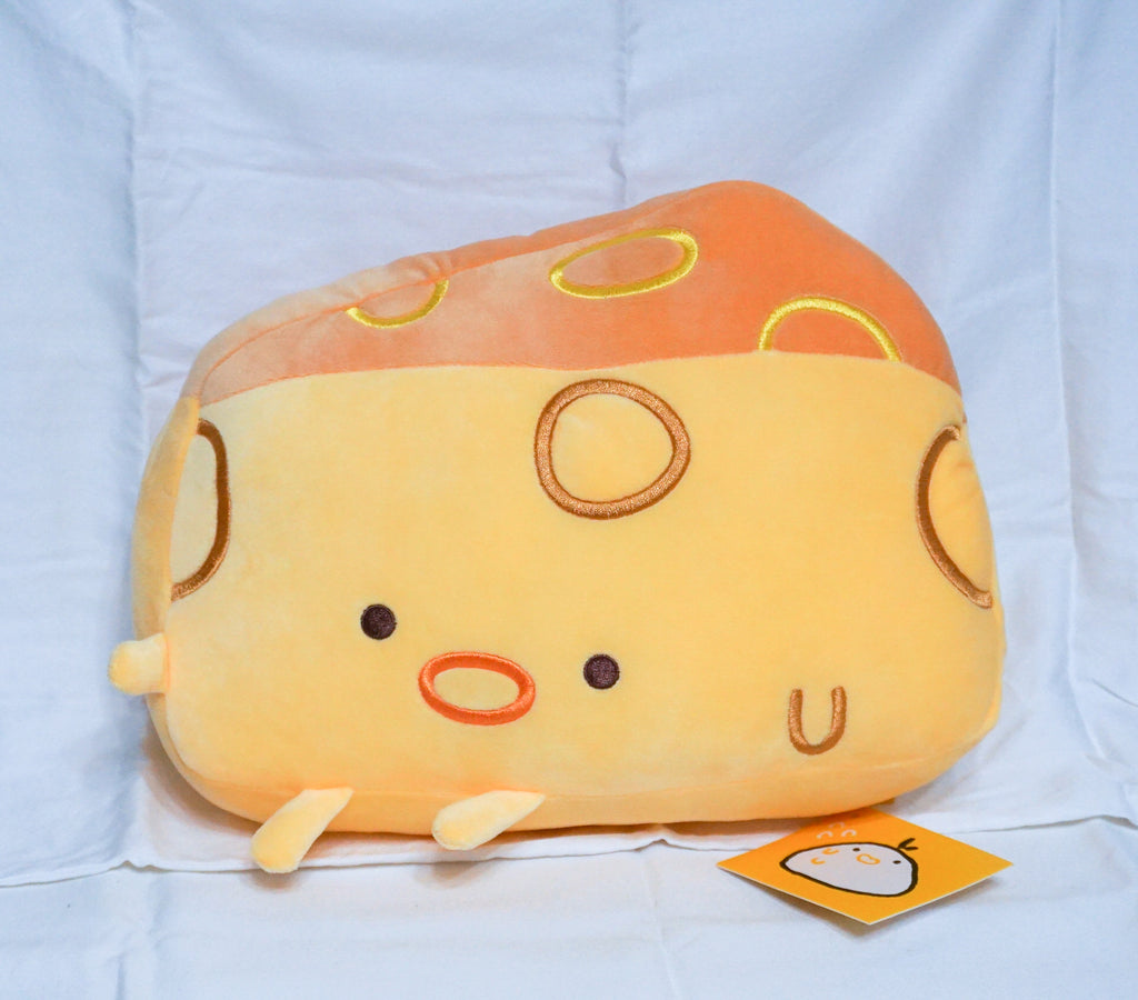MR CHEESE plush