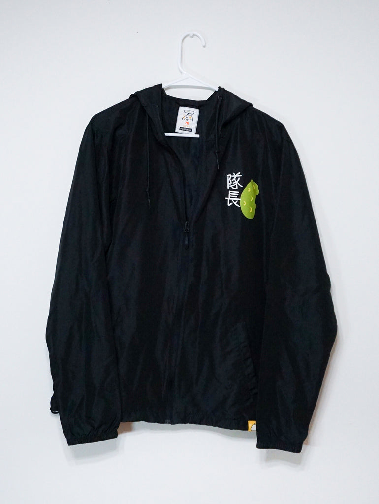 CAPTAIN KAPPA light windbreaker jacket