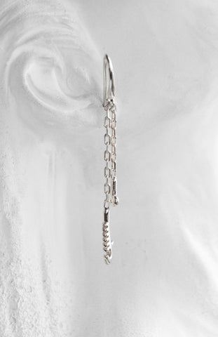 Gondola Ferri Orecchini Pendenti_Gondola Bow-prongs Pendant Earrings