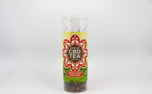 One Love Tea CBD loose leaf tea