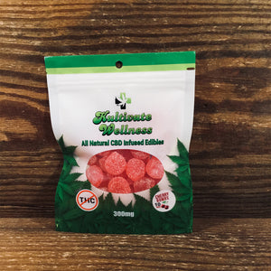 KW Cherry Bombs 10mg - Kultivate Wellness