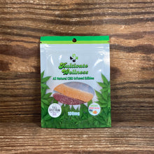Load image into Gallery viewer, KW Full Spectrum CBD Organic Gummy Worms 60mg - Kultivate Wellness
