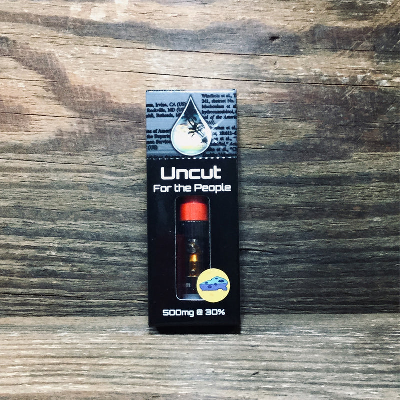 FTP Uncut 1/2 Gram Cartridge - 30% Concentration - Kultivate Wellness