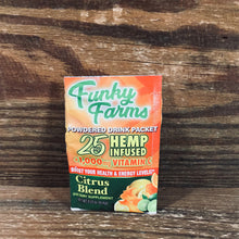 Load image into Gallery viewer, Funky Farms CBD Powdered Drink Mix - Kultivate Wellness