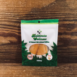 KW Mango Strips 17mg - Kultivate Wellness