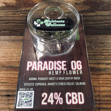Load image into Gallery viewer, Paradise OG Hemp Flower - Kultivate Wellness