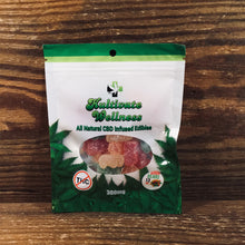 Load image into Gallery viewer, KW Sour Bears 13mg - Kultivate Wellness