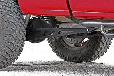 2007-2018 GMC Sierra/ Chevrolet Silverado Traction Bars - 4WD [0-7.5 Inch Lift Kits] - 1069