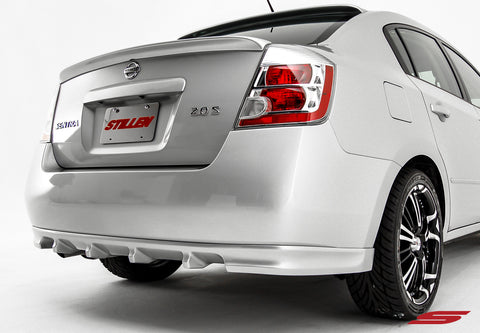 2007-2012 Nissan Sentra STILLEN Rear Deck Wing - 108069