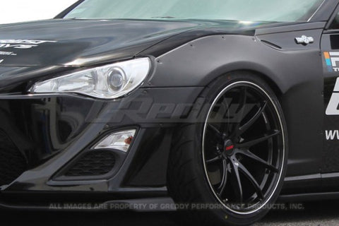 GReddy Scion FR-S Rocket Bunny V1 Front Fenders 17010212