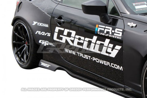 GReddy Scion FR-S Rocket Bunny V1 Side Skirts 17010213