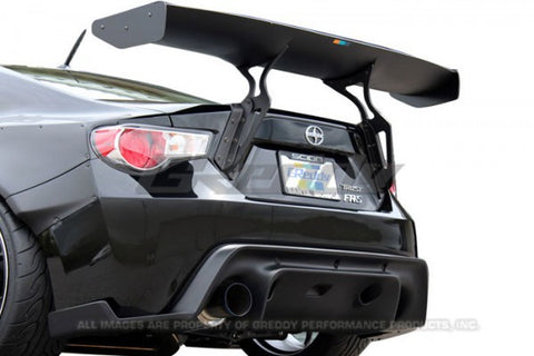 GReddy Scion FR-S Rocket Bunny V1 Rear Diffuser 17010215
