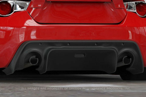 2013-2015 Scion FR-S Rear Diffuser | GReddy 17010233 Rocket Bunny V2