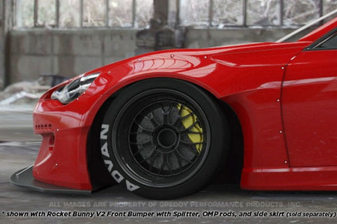 GReddy Scion FR-S Rocket Bunny V2 Front Fenders 17010234