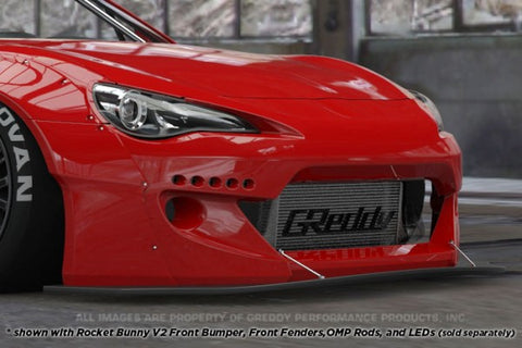 GReddy Scion FR-S Rocket Bunny V2 Front Splitter 17010237