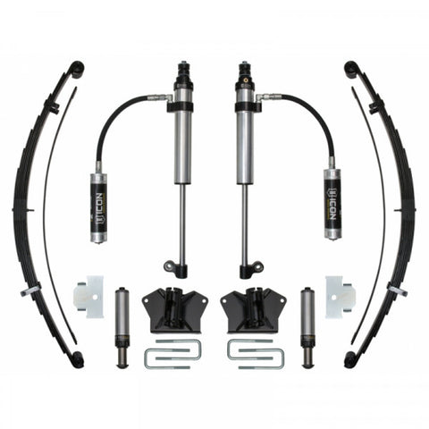 2007-2019 Toyota Tundra Lift Kit - Rear (RXT) Stage 1