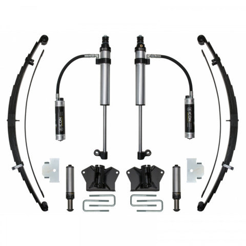 2007-2019 Toyota Tundra Lift Kit - Rear (RXT) Stage 2