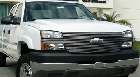 T-Rex Full Face Billet Grille - With Billet Grille Bowtie Installed 20108