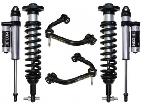 Ford F150 Suspension System - Stage 3