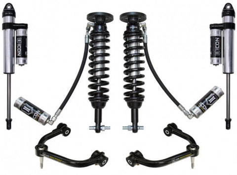 Ford F150 Suspension System - Stage 4