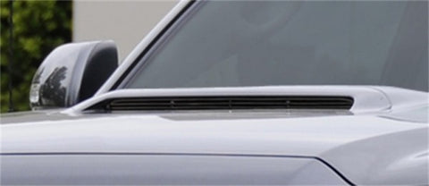 T-Rex Billet Hood Scoop - Black 20939B