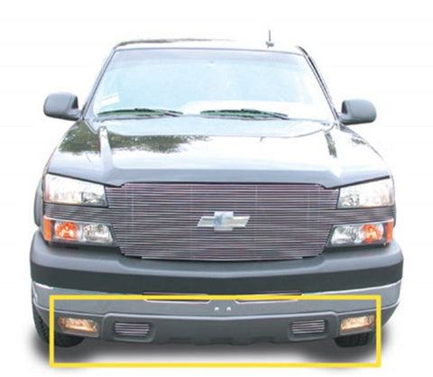 T-Rex Bumper Air Dam -2 Pc 25100