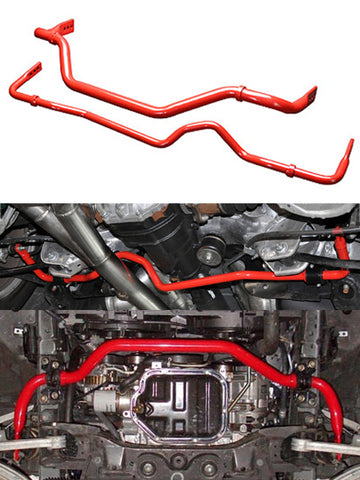 2003-2009 Nissan 350Z [Z33] / 2003-2007 Infiniti G35 Adjustable Sway Bar Kit - 304350