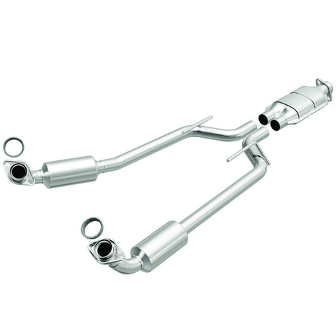 Ford Thunderbird Direct-Fit CALIFORNIA PRE-OBDII CONVERTERS Catalytic Converter