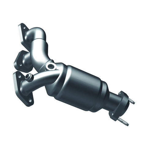 Ford Contour Exhaust Manifold with Integrated Catalytic Converter CALIFORNIA CONVERTERS Exhaust Manifold with Integrated Catalytic Converter
