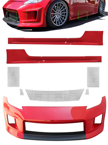 2009-2020 Nissan 370Z [Z34] 4-Piece Body Kit - KB11120KT1