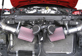 2007-2009 Nissan 350Z Hi-Flow Ultra Long Dual Tube Air Intake (Gen 3) [Z33] - Oil Filter - 402845