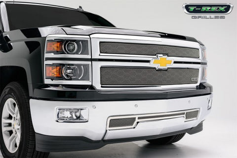 T-Rex Sport Series Formed Mesh Grille - Triple Chrome Plated 44117