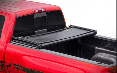 2015-2018 Ford F150 Tonneau Cover 2WD/4WD - (Tri-Fold w/o Cargo Management System) [6.5ft Bed] - 44515650