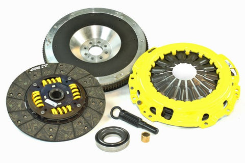 ACT Clutch Kit for 2003-2006 Nissan 350Z, Z33, 2003-2007 Infiniti G35, V36 - with Aluminum Flywheel