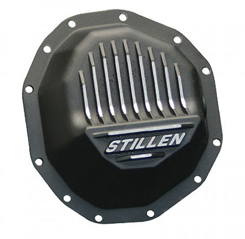 2004-2011 Nissan Titan - Black Powdercoated Differential Cover - 458560P