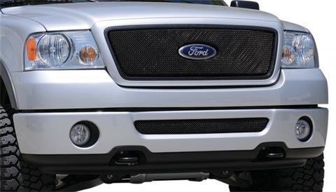 T-Rex Sport Series Formed Mesh Grille - All Black Powdercoat 46556
