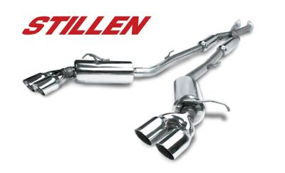 2010-2016 Hyundai Genesis Coupe [BK38] Stainless Steel Cat-Back Exhaust System - 508185