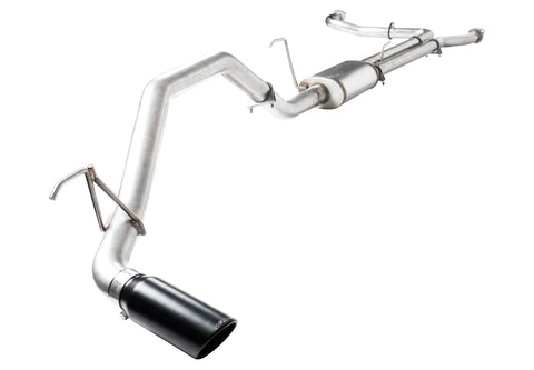2016-2019 Nissan Titan Cat-Back Exhaust - [5.6L] (NON-XD) 2WD/4WD - Black Tip - 509561