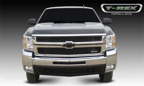 T-Rex Upper Class Mesh Grille - All Black 51112