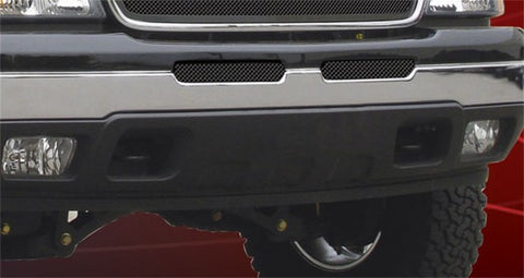 T-Rex Upper Class Bumper Mesh Grille - All Black 52103