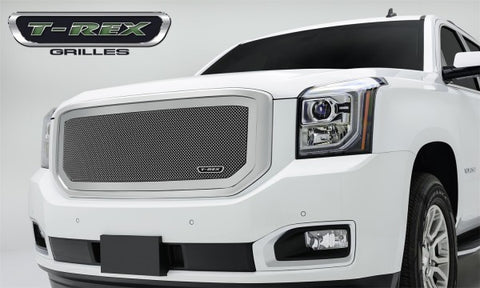 T-Rex Upper Class Polished Stainless Mesh Grille 54169