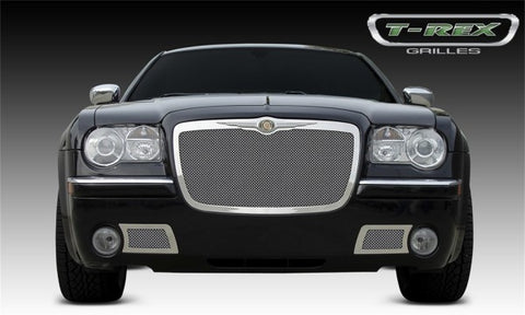 T-Rex Upper Class Polished Stainless Mesh Grille 54471