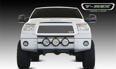 T-Rex Upper Class Polished Stainless Mesh Grille - No Logo Mounting 54963