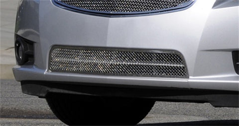 T-Rex Upper Class Bumper Mesh Grille - Polished Stainless 55125