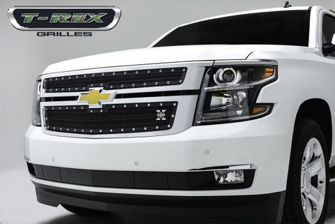 T-Rex X-Metal Studded Main Grille - All Black 6710551