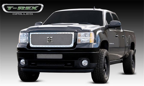 T-Rex X-Metal Studded Main Grille - Polished Stainless Steel 6712090