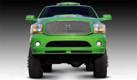 T-Rex X-Metal Studded Main Grille - Polished Stainless Steel 6714590